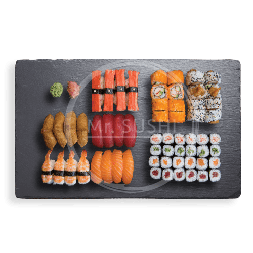Foto Sushi deluxe